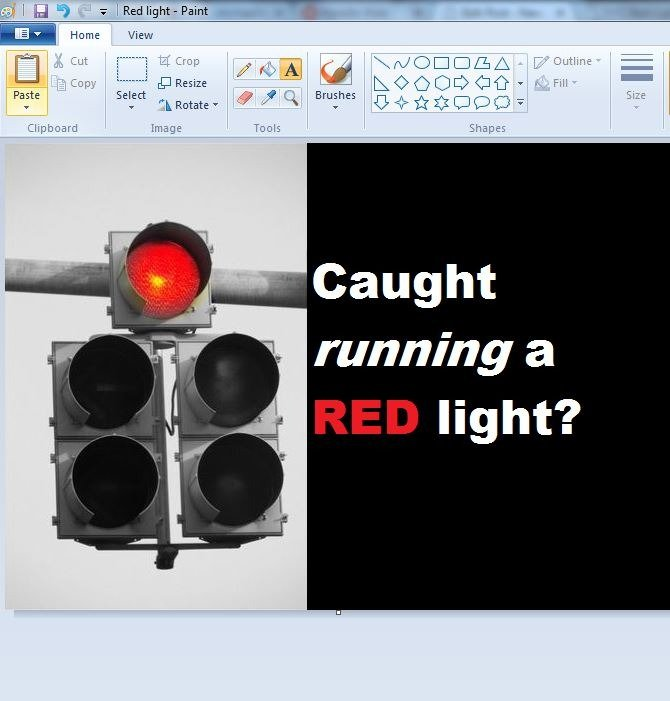 Traffic Ticket Nyc >> NYC Red Light Traffic Ticket | New York Traffic Ticket ...