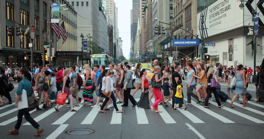 Failure to Yield to Pedestrians in Crosswalks | New York ...